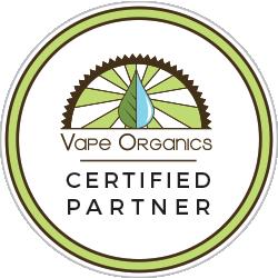 Vape-Organics-E-Liquid- certified partner