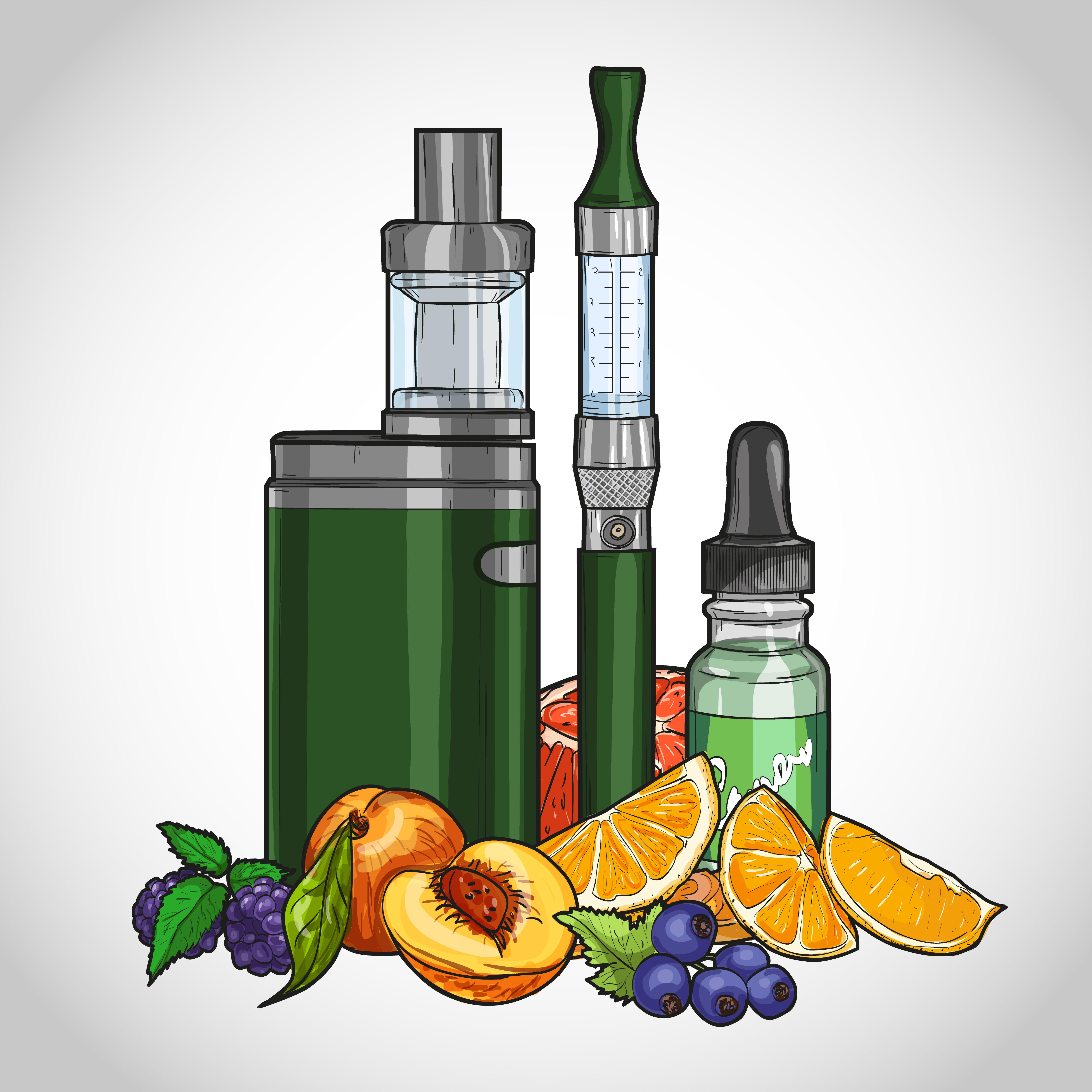 organic e-juice
